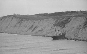 1974 Foto naufragio Athen 1